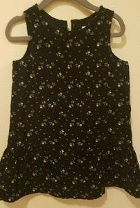 Toddler Navy dress